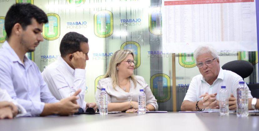Soledad y Uniatlántico trabajarán juntos en  recuperación del mercado y el malecón