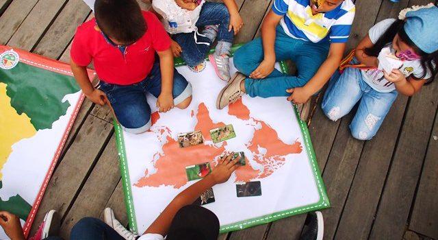 Los cuentos infantiles se toman el Zoológico de Barranquilla