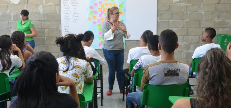 Estudiantes distritales iniciaron formación para las Pruebas Saber 11