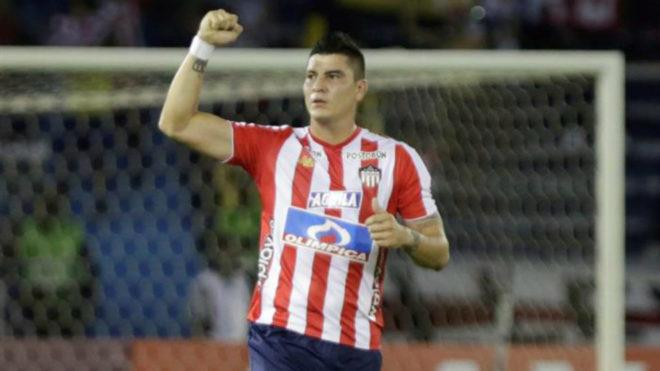 Junior derrotó a San Lorenzo en Barranquilla