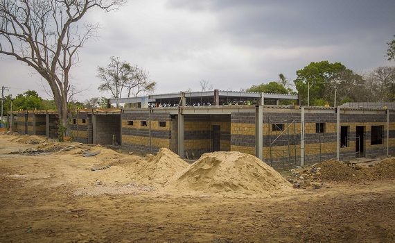 Gobernación construye nodo agroecológico y agroindustrial del Sena en Sabanalarga