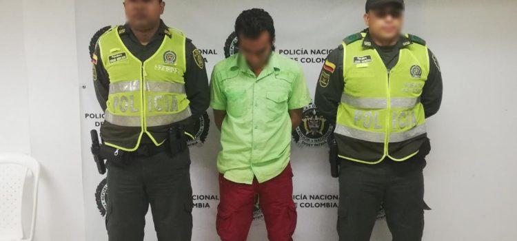 Policía captura a docente por el delito de acto sexual