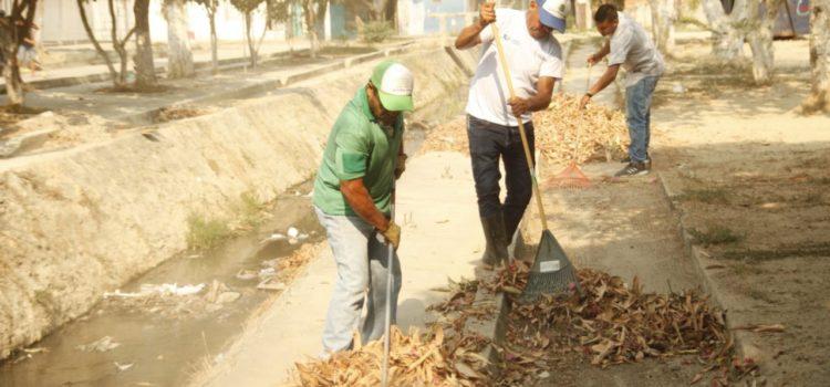 Con componente pedagógico, arranca segunda fase de limpieza de arroyos en Soledad