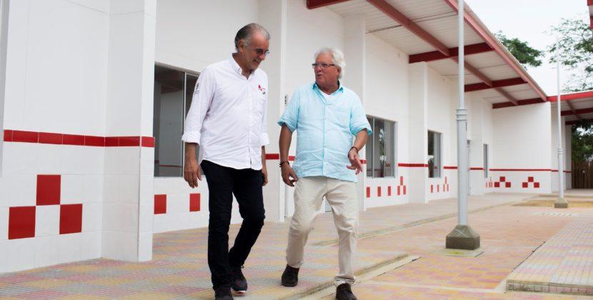En junio, Gobernación entregará ocho CDI en Soledad y Malambo
