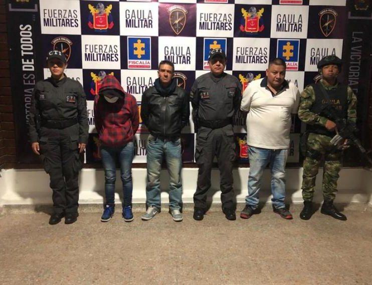 A prisión presuntos responsables de la desaparición de 3 menores en Usaquén