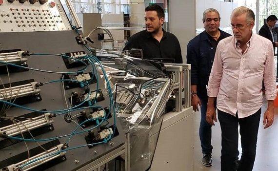 Verano impulsa dotación de edificio 'inteligente' de laboratorios en Uniatlántico