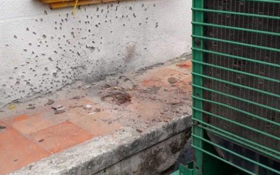 7 heridos en Teorama por atentado contra militares