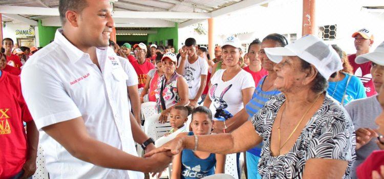 «Los atlánticenses quieren  un gobernador  que se parezca a ellos»: Oscar David Galán