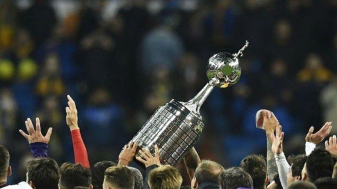 Definidos partidos para octavos de final de la Copa Libertadores 2019