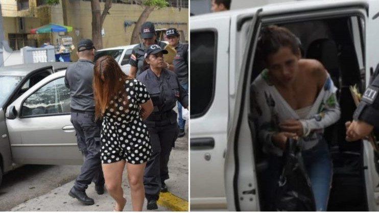 Capturan a 20 mujeres señaladas de robar mercancías en centros comerciales