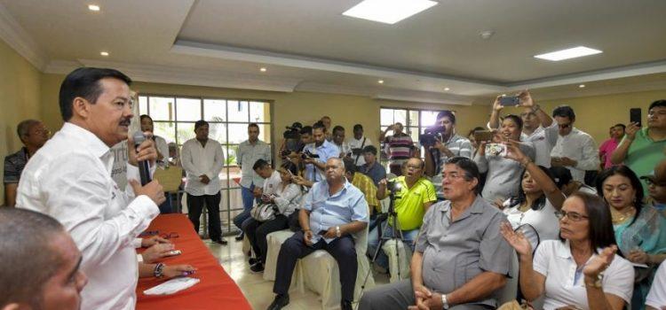 """""""Se han hecho cosas buenas, pero existe una deuda con lo social en Barranquilla"""": Rafael Sánchez"""
