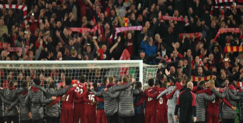 Liverpool consigue una nueva hazaña frente a Barcelona
