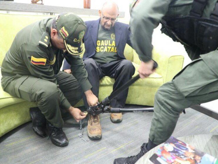 Rescatan a abogado secuestrado en la Alta Guajira