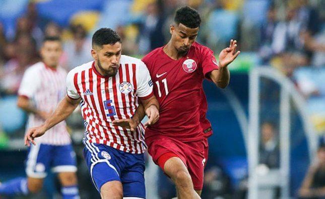 Catar y Paraguay empataron en la Copa América