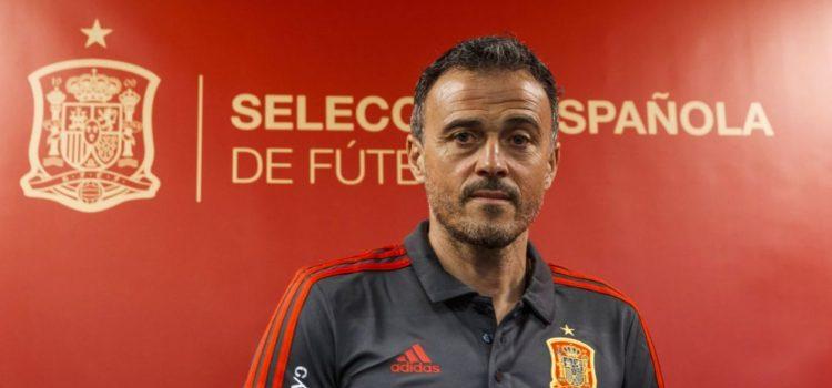Luis Enrique deja su cargo como entrenador de la Selección de España
