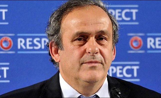Expresidente de la UEFA, Michel Platini, fue detenido en Francia