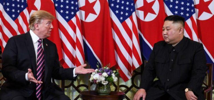 Donald Trump envió carta a Kim Jong-un
