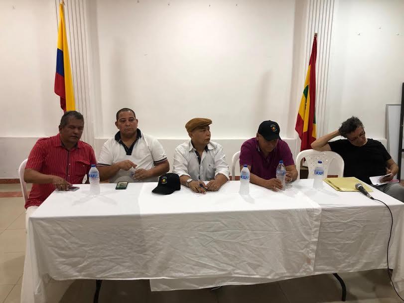 400 líderes sociales expresan respaldo a Elsa Noguera, Jaime Pumarejo y Juan Carlos Ospino