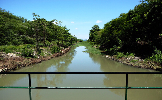 En marcha rehabilitación del distrito de riego de Repelón que beneficia a 416 familias