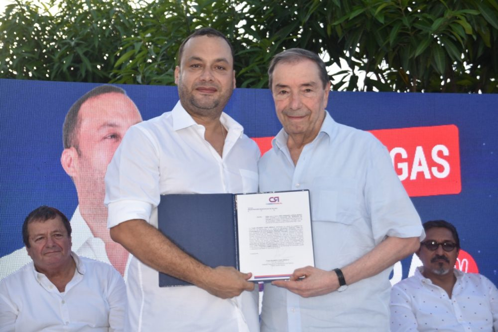 «Esto demuestra que estamos haciendo las cosas bien»: José Vargas Muñoz