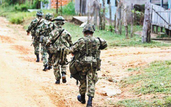 Cuatro soldados muertos por ataque a patrulla militar en Nariño