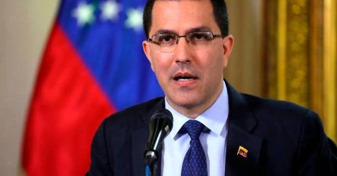 Venezuela llama «terrorismo económico» las sanciones de EE.UU a hijastros de Maduro