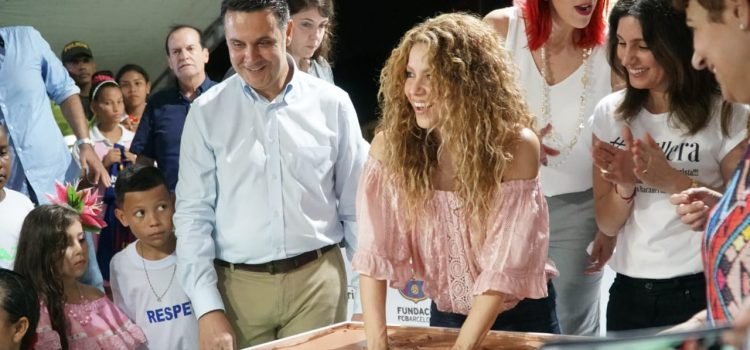 Alcaldía escoge al contratista para construir el megacolegio Nuevo Bosque, de Shakira