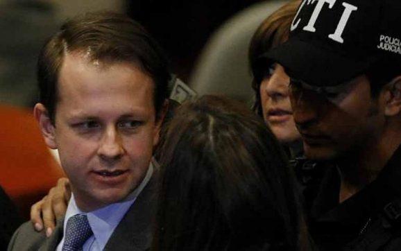 Juez ordena reclusión de Andrés Felipe Arias en cárcel La Picota