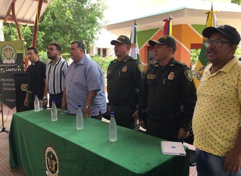 Policía del Atlántico Lanza Campaña «Ciudadano conoce tus derechos y deberes»