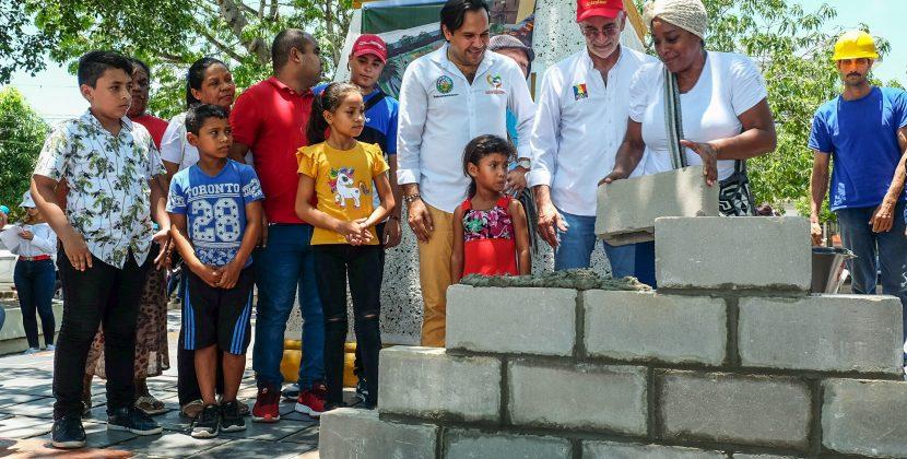 Gobernación incluye plaza y estadio de fútbol para Baranoa en las 400 obras que le dejará al Atlántico
