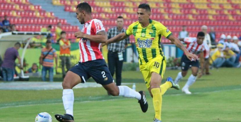 Junior espera clasificar a cuartos de final de la Copa Águila