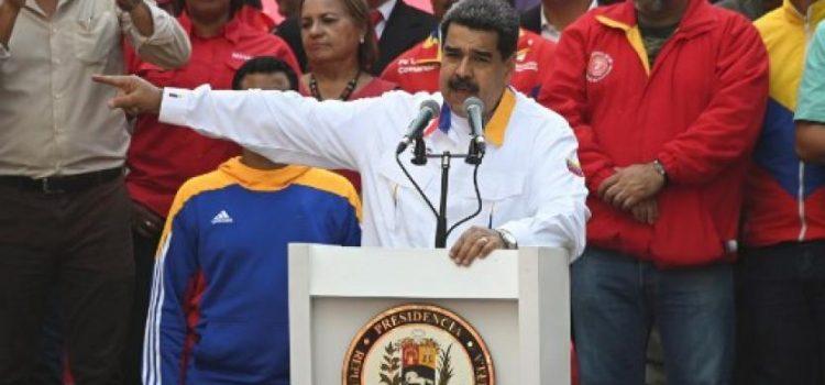 Nicolás Maduro confirma contactos con el Gobierno de EE.UU