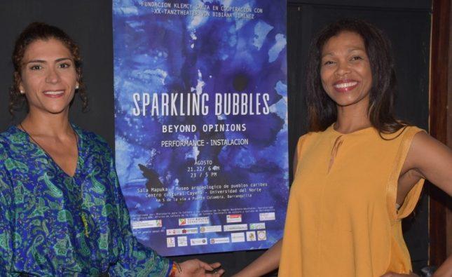 Artistas barranquilleras retornan a su tierra entre danza, teatro y video