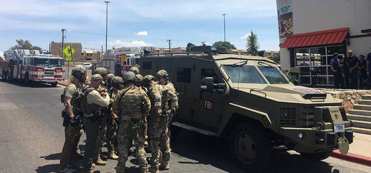 Varias personas muertas tras tiroteo en el Paso,Texas