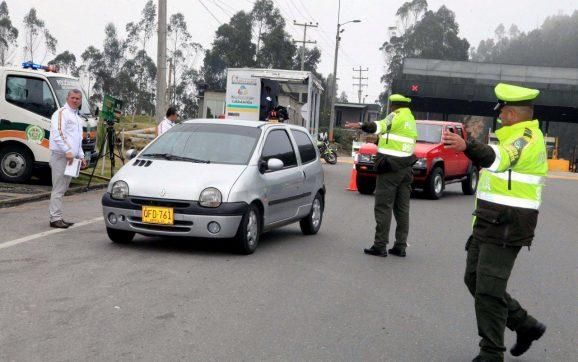 Autoridades han sorprendido a 37 conductores borrachos en carreteras del país