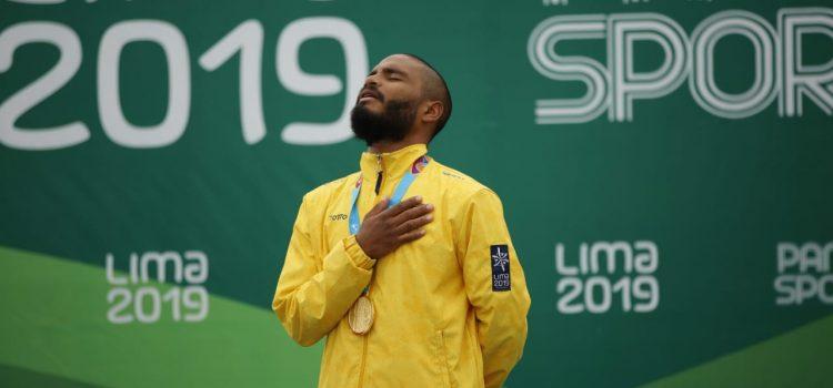 Alex Cujavante gana oro para Colombia en Juegos Panamericanos