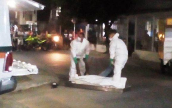 Asesinan a hombre en Villa Lozano, Soledad