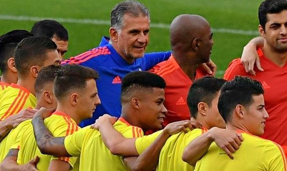 Se conocen primeros convocados para amistosos de Colombia